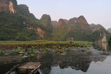 Reisetipps Vietnam Reise Trang An Bucht