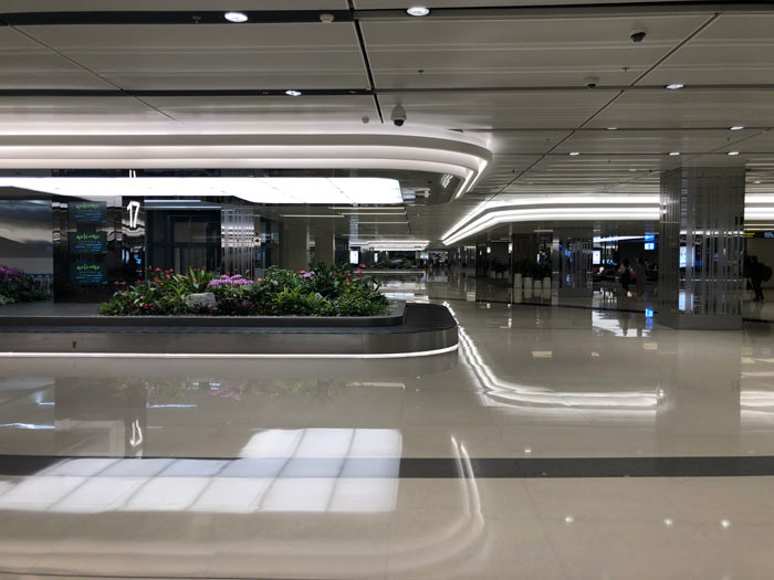 Flughafen Singapur Changi