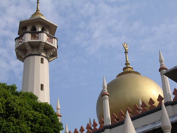 Sultan Moschee in Kampong Glam