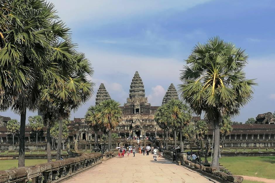 Kambodscha Reise mit Angkor als Hauptattraktion