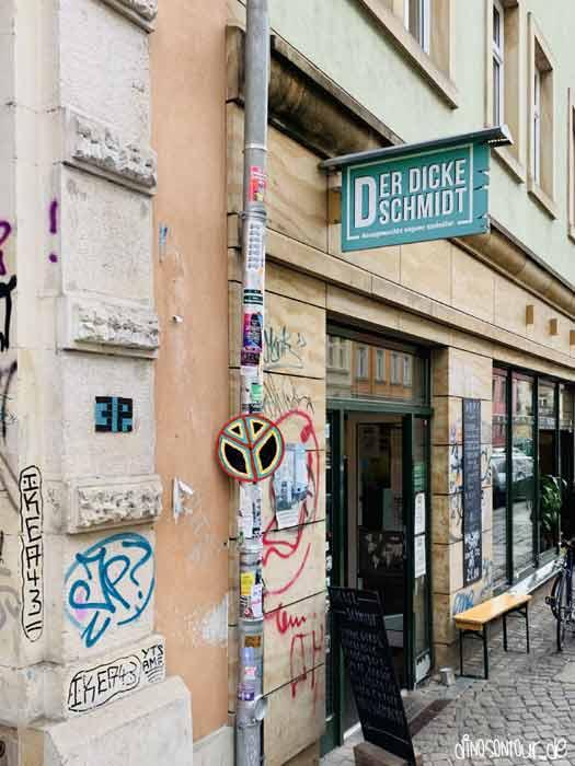 Der Dicke Schmidt Restaurant im Hechtviertel