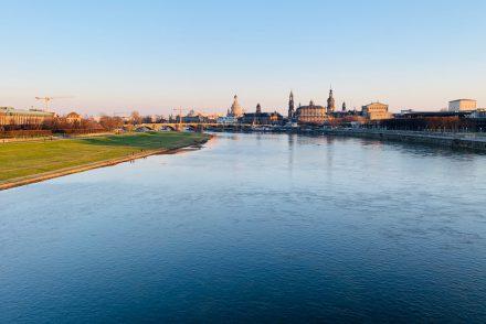 Dresden Tipps Städtetrip Blick auf die Altstadt
