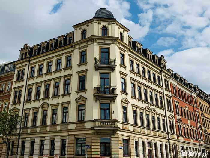 Gründerzeithaus im Hechtviertel