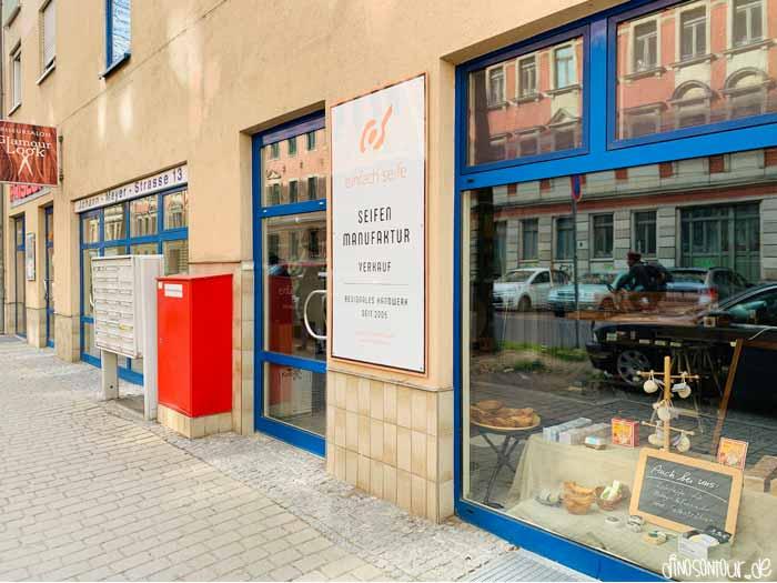 Kleiner Shop im Hecht