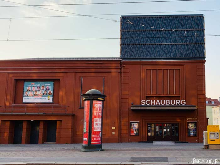 Schauburg Neustadt Dresden