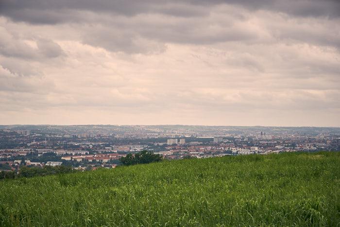 Dresden Hiefel Aussichtspunkt