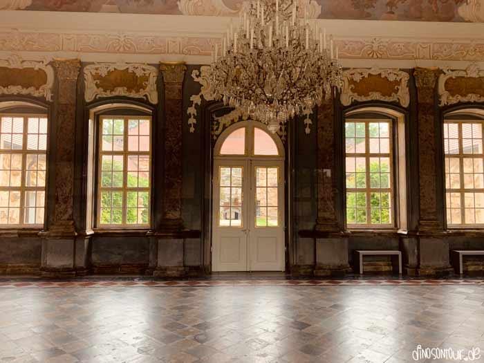 Altes Schloss von innen