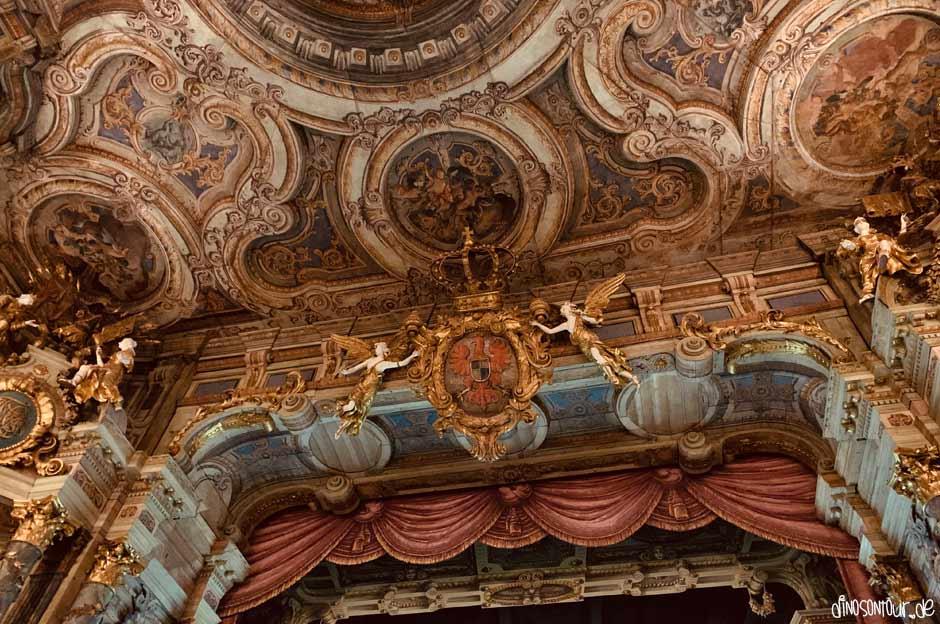 Bayreuth Weltkulturerbe Opernhaus