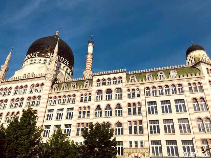 Fassade der Yenidze