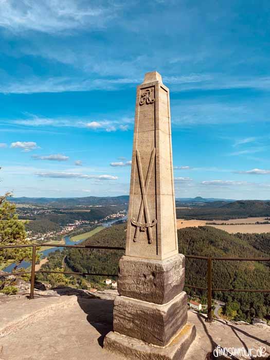 Obelisk August der Starke