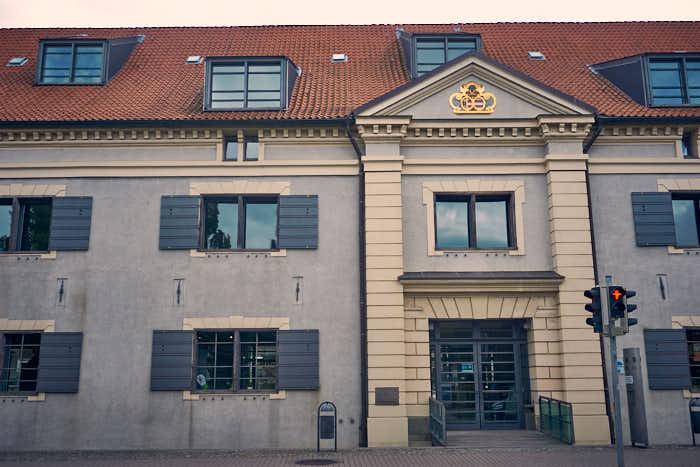 Altes Zeughaus in Wismar