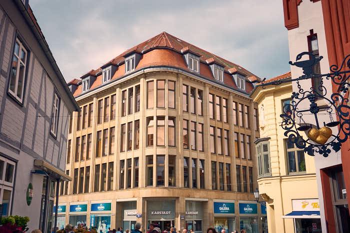 Karstadt Kaufhaus Wismar
