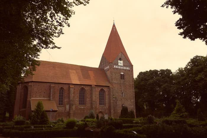 Kirche Insel Poel