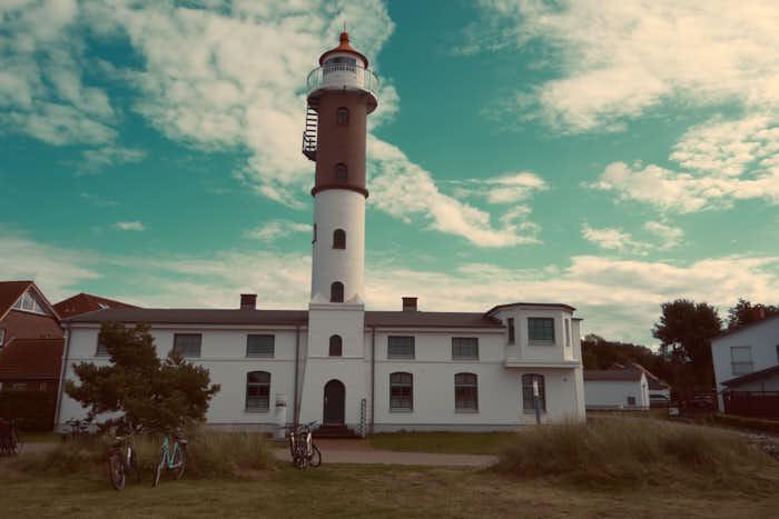 Leuchtturm von Timmendorf