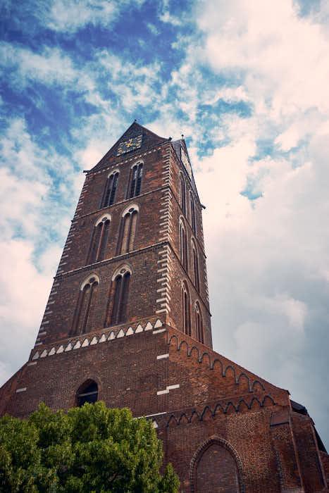St.-Marien-Kirche Kirchturm