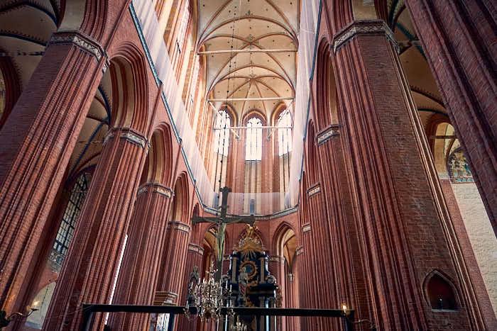 St.-Nikolai-Kirche von innen