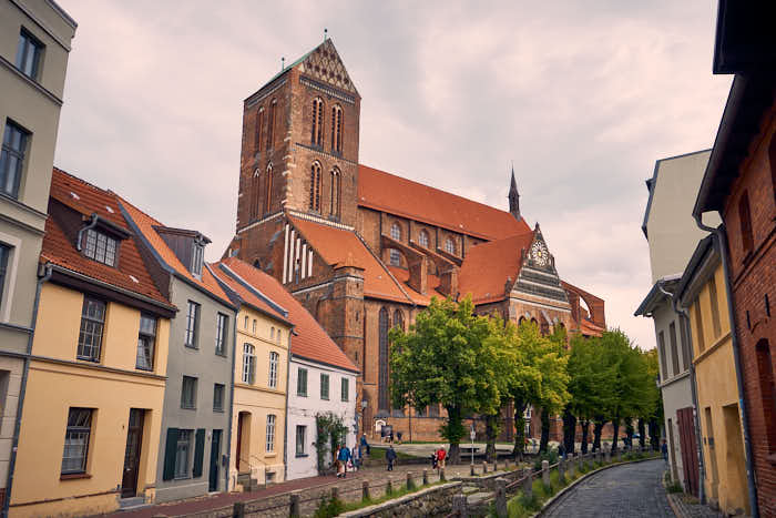 St.-Nikolai Kirche Wismar