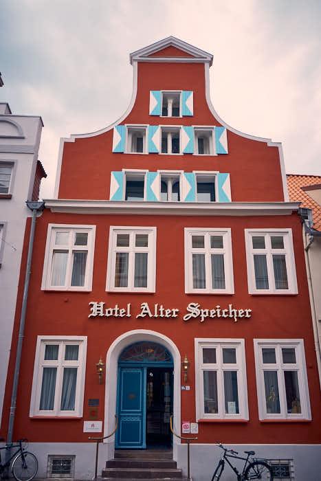 Wismar Hotel Alter Speicher