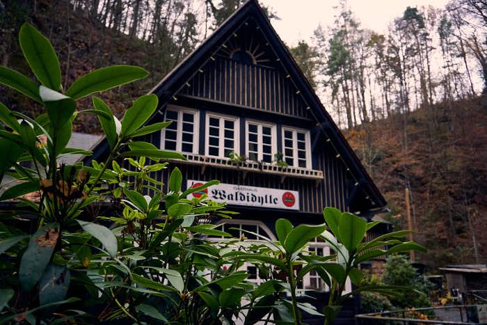 Gasthaus Waldidylle