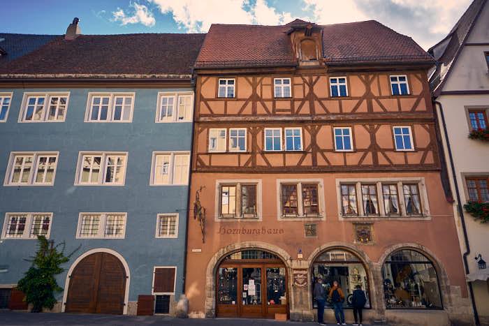 Herrngasse Rothenburg