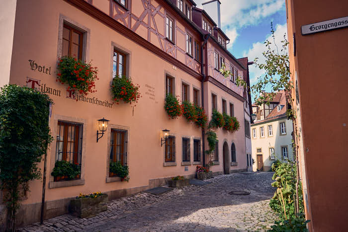 Hotel in Rothenburg ob der Tauber