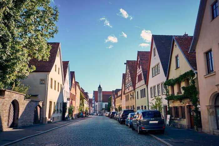 Impression Rothenburg