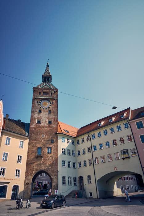 Schmalzturm am Hauptplatz