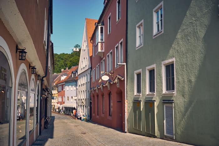 Spaziergang durch die Landsberger Altstadt