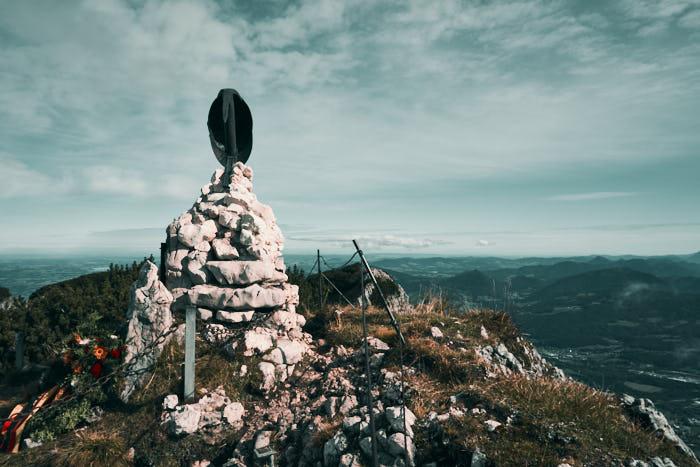 Gebirgsjägerdenkmal Untersberg