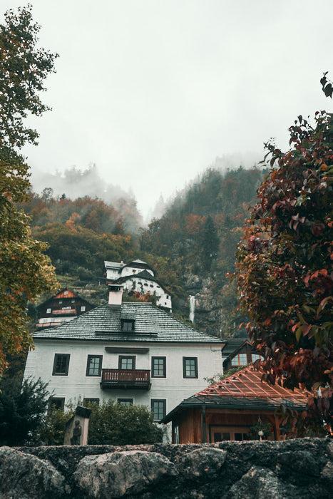 Blick auf den Salzberg