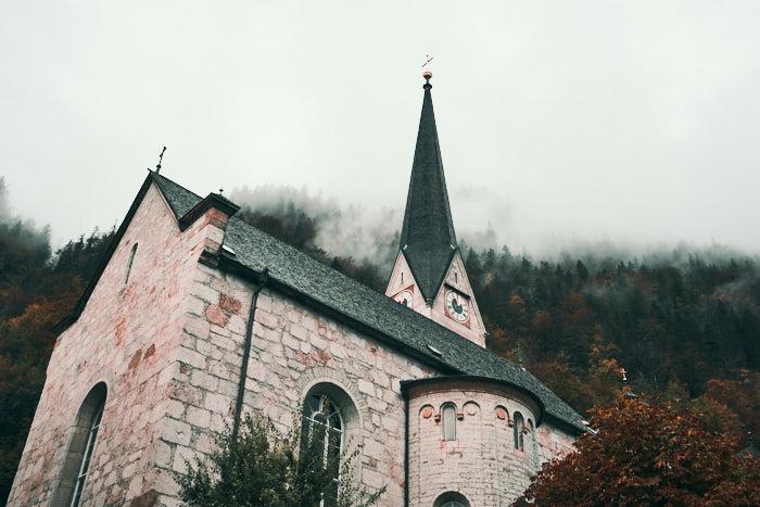 Hallstatt evangelische Pfarrkirche
