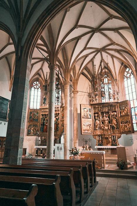 Katholische Pfarrkirche Hallstatt
