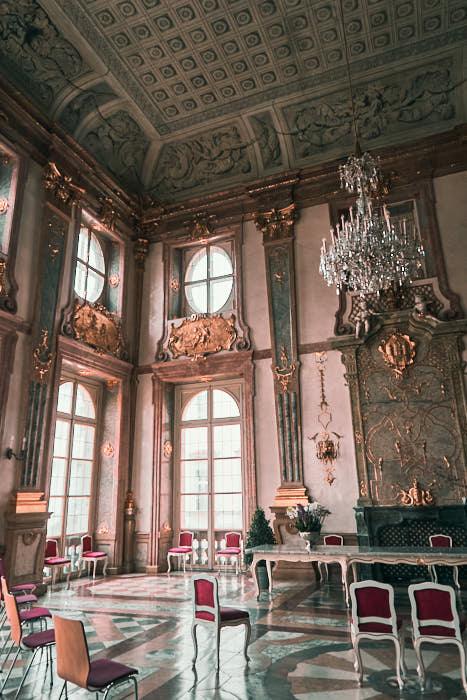 Marmorsaal Schloss Mirabell