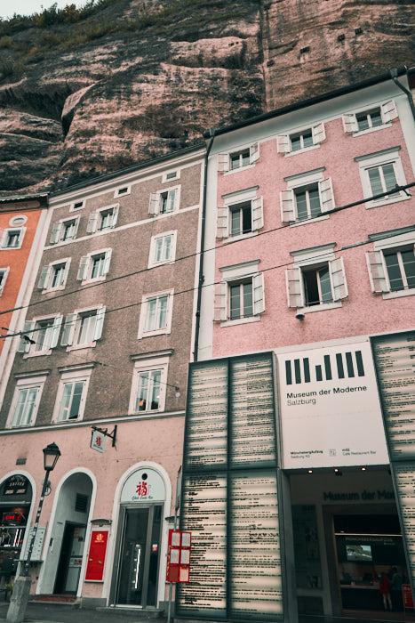 Mönchsberglift Salzburg