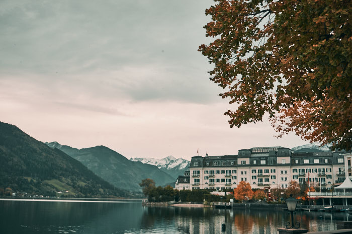 Spaziergang Panorama Zell am See