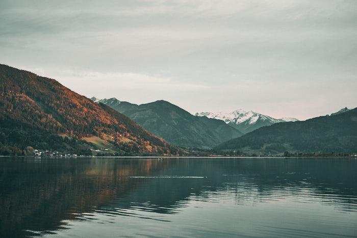 Zell am See Panoramaaussicht