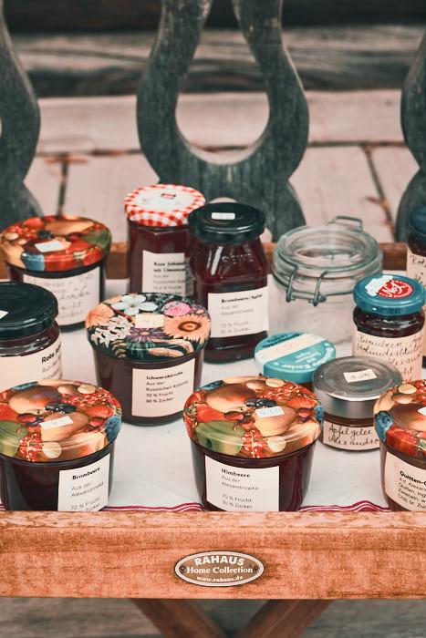 Marmelade in Alexandrowka