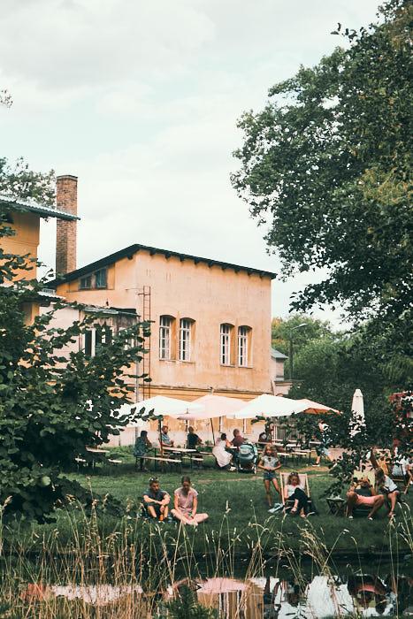 Café Eden Sanssouci