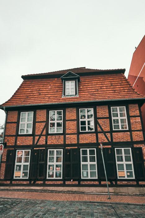 Fachwerkhaus Schelfstadt
