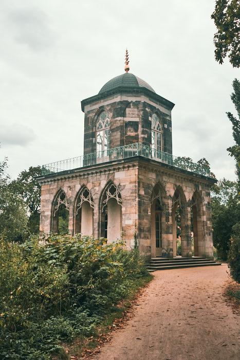 Gotische Bibliothek Heiliger See