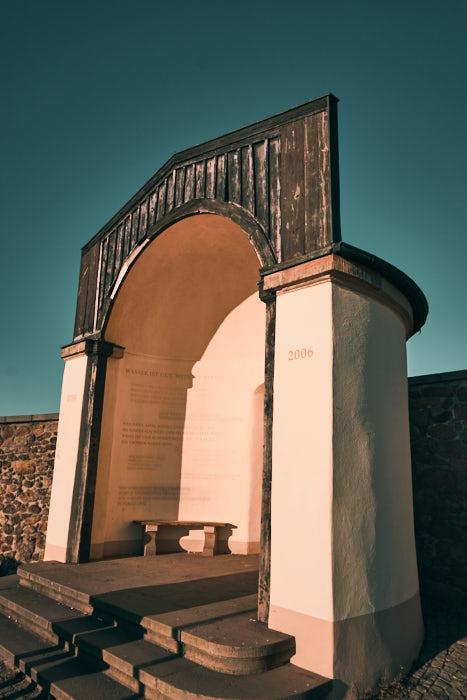 Muschelpavillon Radebeul