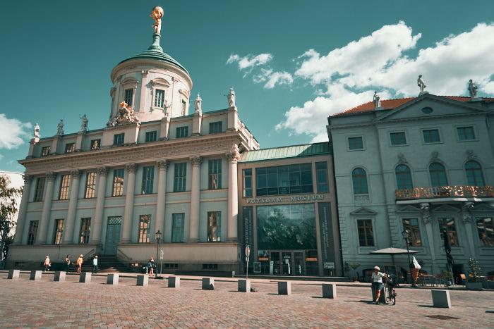 Potsdam Alter Markt Museum