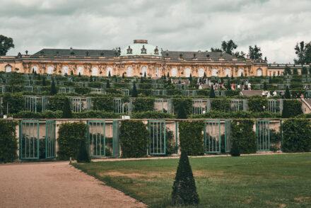 Potsdam Sehenswürdigkeiten Sanssouci