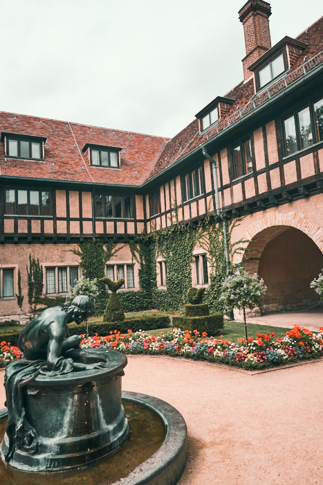 Schloss Cecilienhof Impression