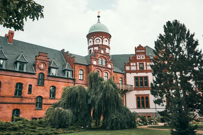 Schloss Wiligrad am Schweriner See