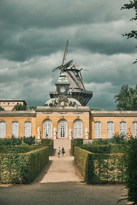 Sehenswürdigkieten Park Sanssouci