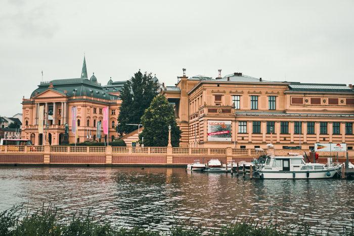 Staatstheater und Staatliches Museum Schwerin