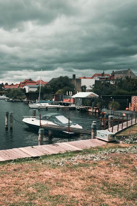Hafen Malchow