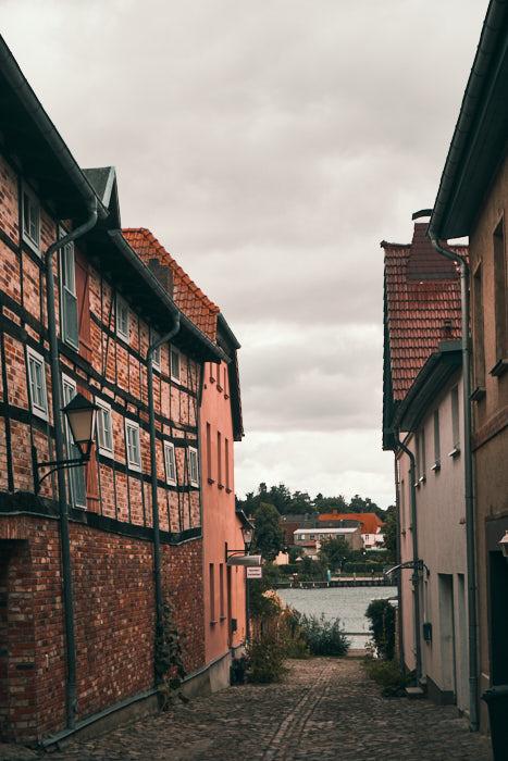 Altstadt Inselstadt Malchow