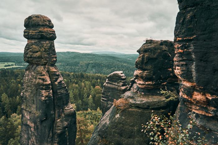 Barbarine Pfaffenstein Sächsische Schweiz
